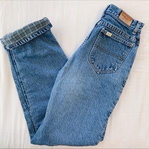[vintage] L.L Bean Flannel Lined Jeans